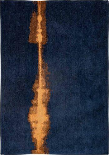 Louis De Poortere tapis Fischbacher 9056 Linares Navy