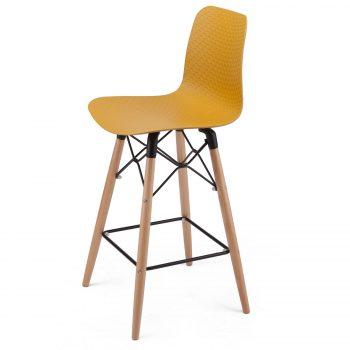chaise Anversa Sonne 466 yellow 1