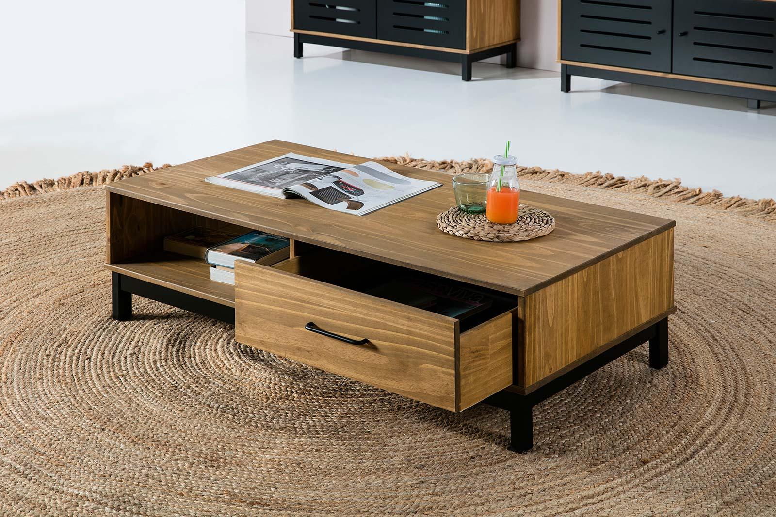 table basse Anversa Elliott 13595 AM 2